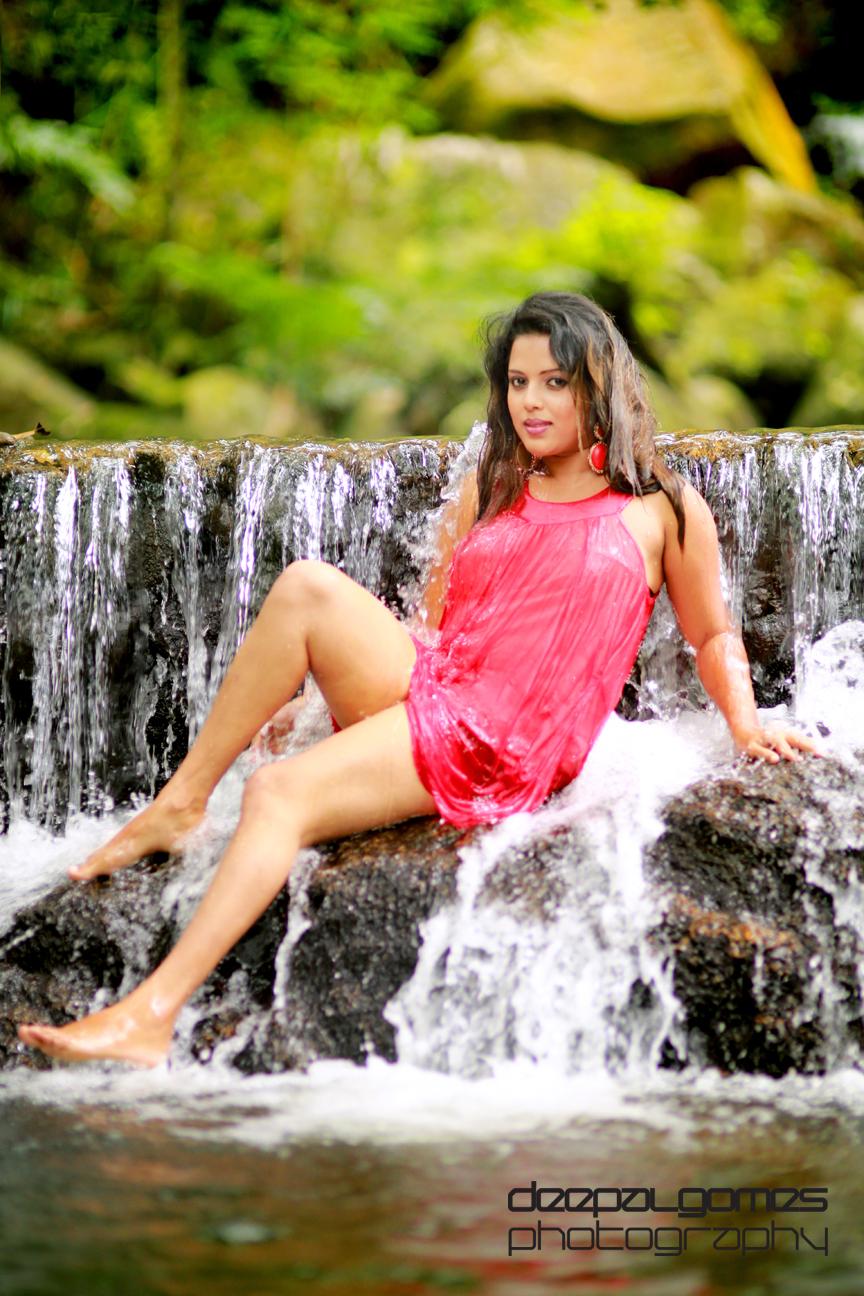 Nuwangi Bandara Sri Lankan hot models