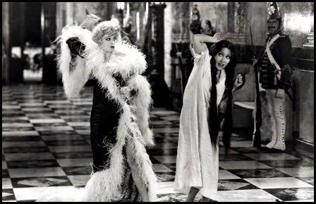 Bessie Love y Anita Page en La melodía de Broadway