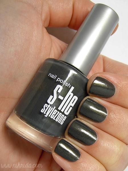 S-he Stylezone Nail Polish in 466