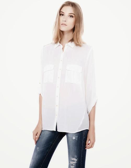 pull and bear, 2014 gömlek modelleri, gömlek, kareli gömlek, desenli gömlek, siyah gömlek