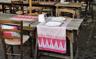 Lampung Bassetti Gran foulard. Camino de mesa