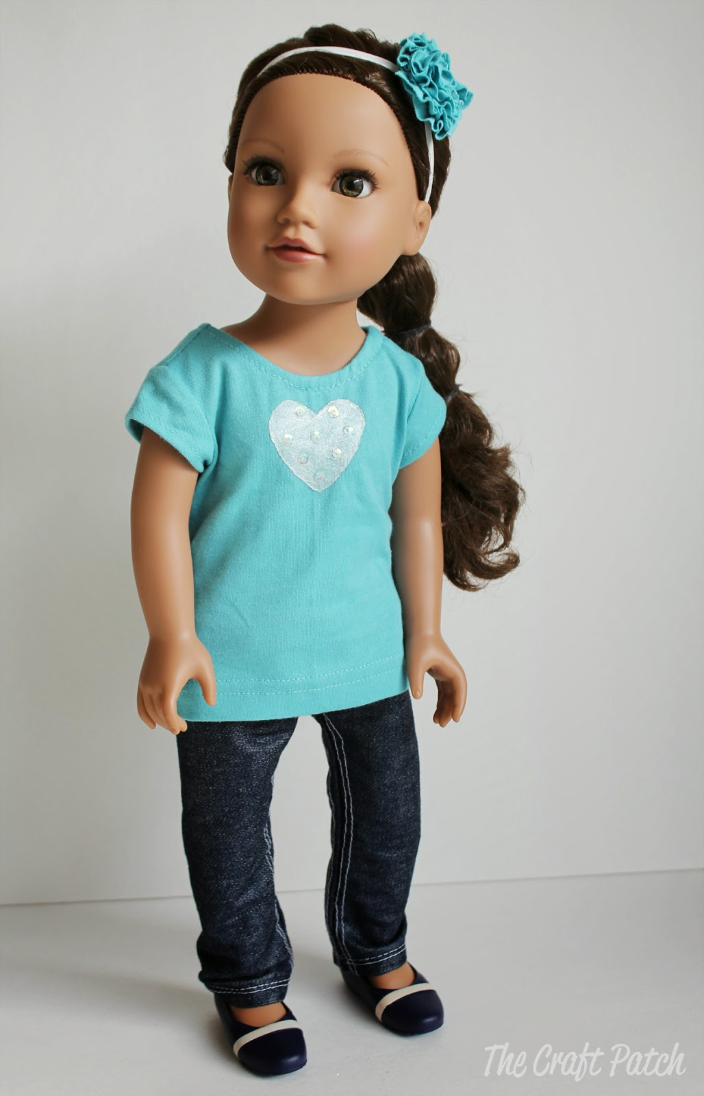 American Girl Doll Clothes. Yeah, I Am Obsessed. - thecraftpatchblog.com