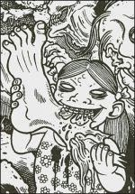 panel from might of the living dead