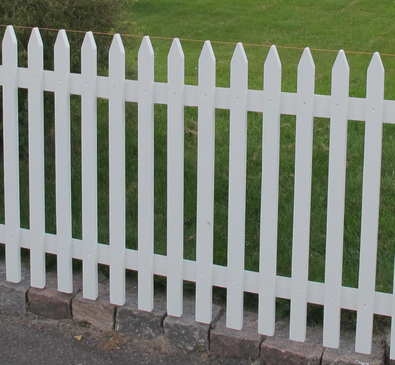 20 talshuset: staketet börjar ta form...