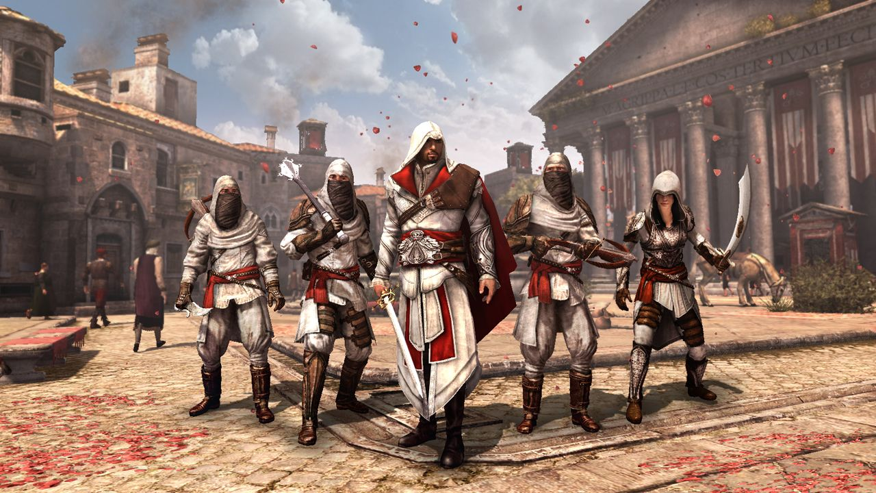 assassins creed brotherhood flags wolf in sheeps clothing