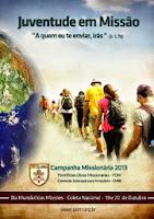 Prece Missionária - 20 de outubro