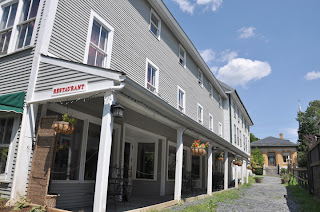 Mint Restaurant, Waitsfield, Vermont