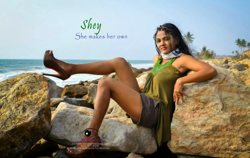 Shey She Makes Her Own
