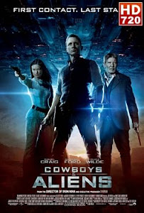 Cowboys vs Aliens (2011)