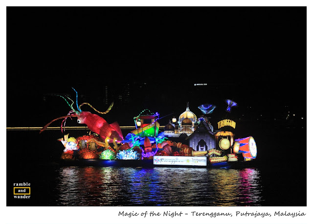 Magic of the Night, Putrajaya, Malaysia | www.rambleandwander.com