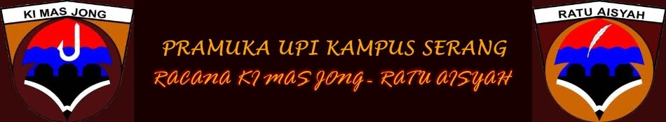 Pramuka UPI Serang