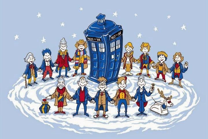 The Gallifreyan Gazette: December 2014