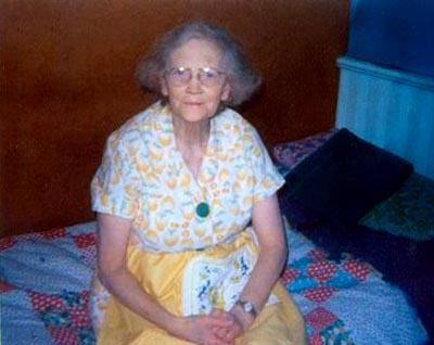 Grandma Purdy 1963
