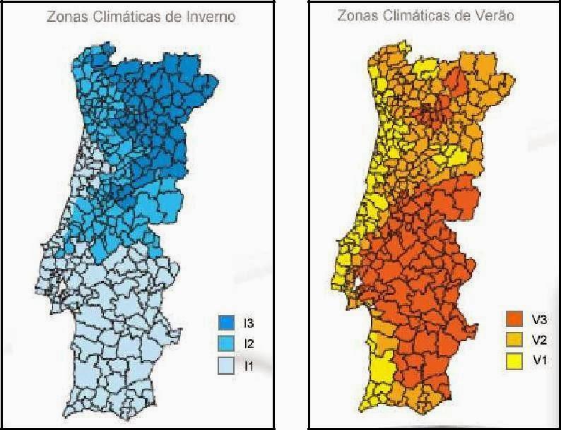 Distribuição-das-zonas-climáticas-em-Portugal-pintar-a-casa