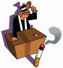 espace fumeur en entreprise