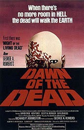 dawn of the dead zombie movie poster