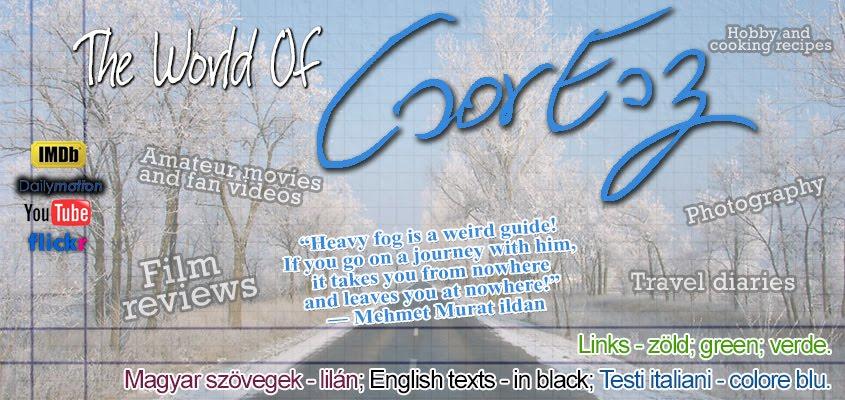 The World Of CsorEsz