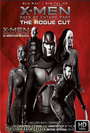 X-Men: Dias del Futuro Pasado The Rogue Cut [1080p] [Latino-Ingles] [MEGA]