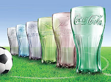 McDONALDS PIFA COKE GLASSES (2010)