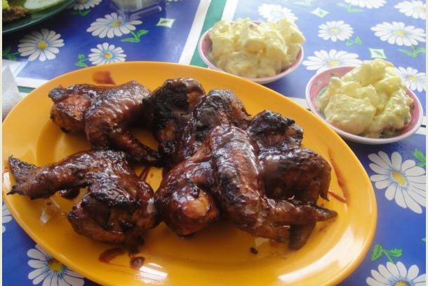 BBQ Chicken (Wings or Drumstick)
