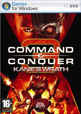 Command & Conquer 3 La Fureur de Kane PC