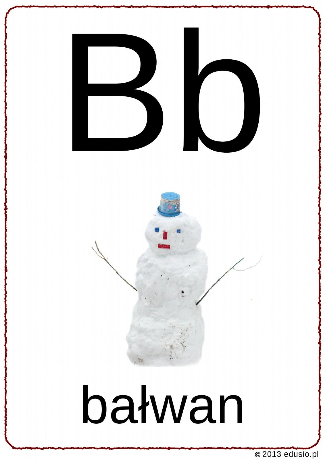 Litera B w białym do Used Look Koszulki