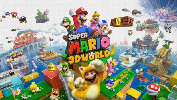 Los mejores juegos de Nintendo 3DS y Wii U del 2013