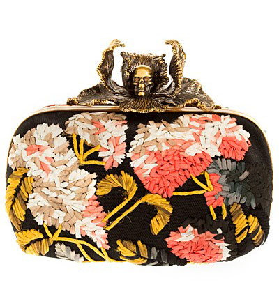 Clutch Handbags on Alexander Mcqueen Clutch Handbags Collection 2011   Bags
