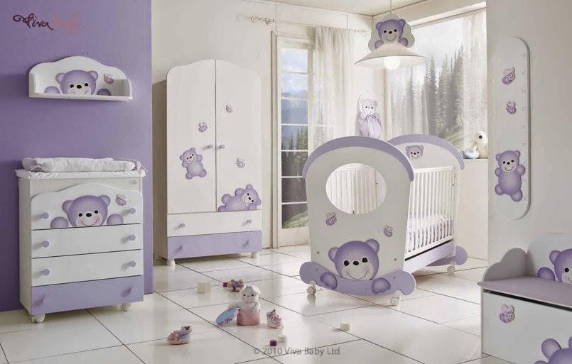 غرف نوم للاطفال الرضع وديكورات مميزة باللون الابيض   مجلة   غرف نوم