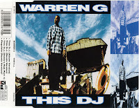 Warren G - This DJ (CDM) (1994)