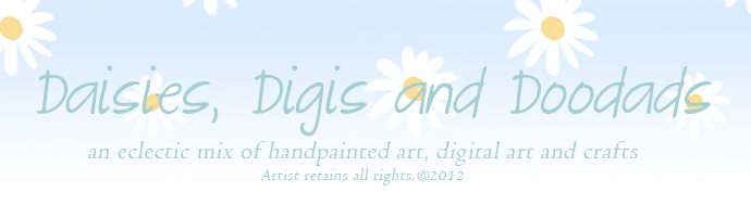Daisies, Digis and Doodads