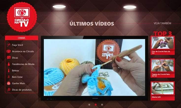 CIRCULO NA TV