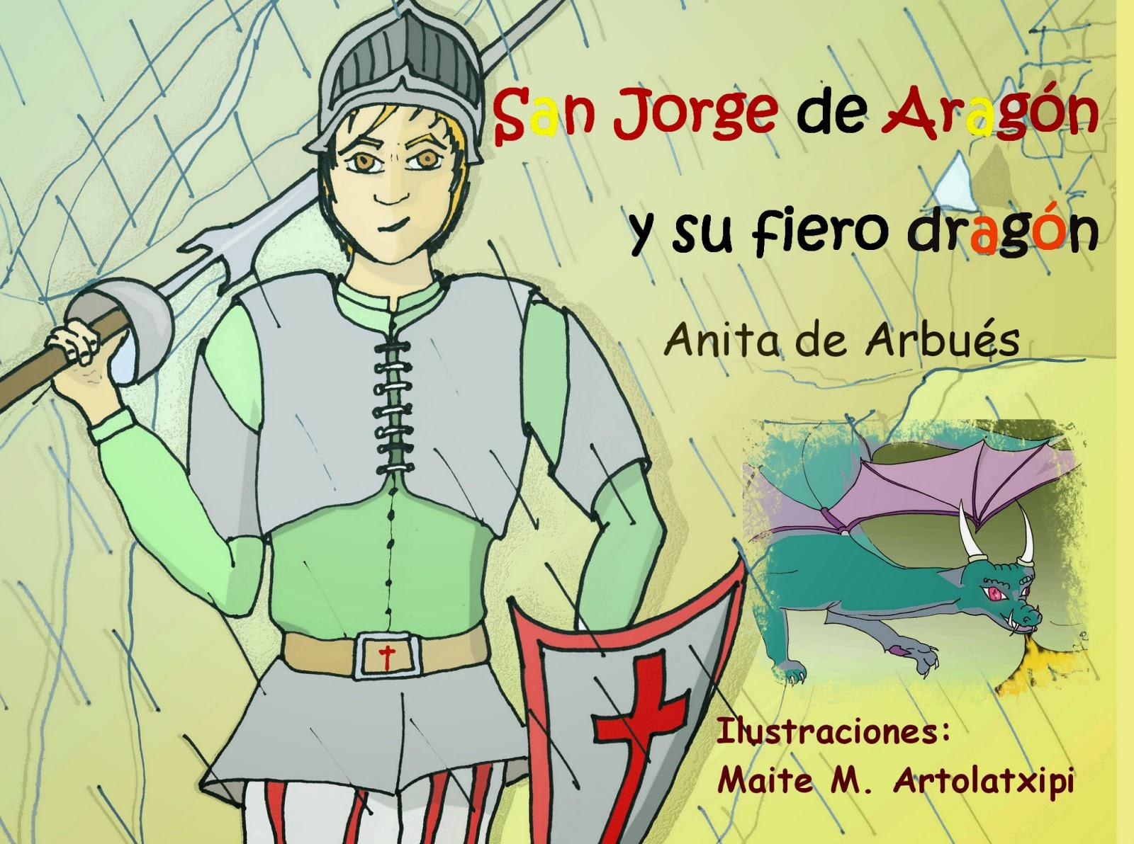 Resultado de imagen de SAN JORGE ANITA ARBÚES