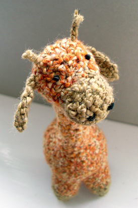 Stacking Giraffe Toy Crochet Pattern: Donna Collinsworth: Amazon