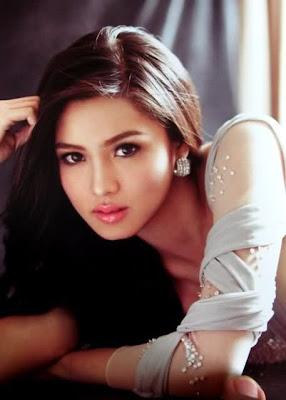 si ang lead star nang teleseryeng Ina Kapatid Anak na si Kim Chiu sa