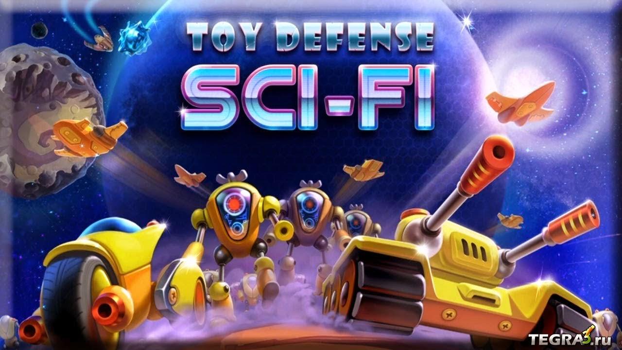 TOY DEFENSE 4: SCI-FI V1.0 APK FULL