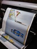print indoor canon calitate fotografica pentru sistem roll-up