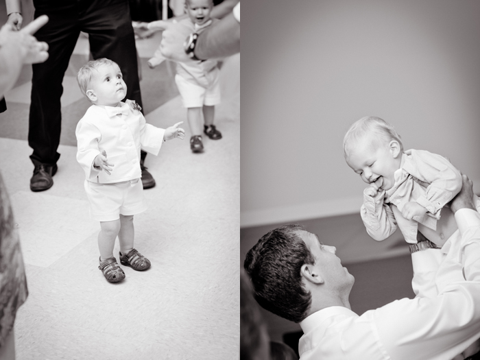 Ringbearers having fun, wedding photography, cute ringbearer photos