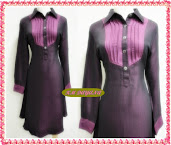 BLOUSE JEANS ERSYA PURPLE