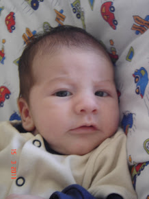 Léo - 1 mês
