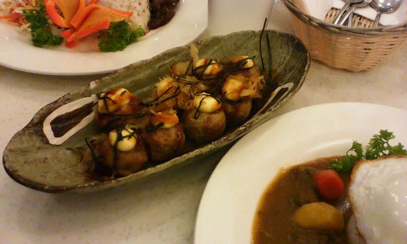 takoyaki at Tokyo Bubble Tea at Central City Walk Bacolod