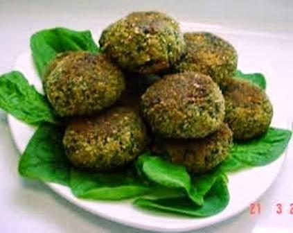 I segreti per cucinare bene polpette di spinaci for Cucinare spinaci