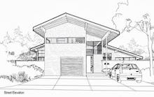 Modern House Plan 3