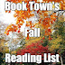 Book Town's Fall Reading List