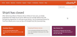 Jangan Harap CD Ubuntu Gratis dari Canonical Lagi