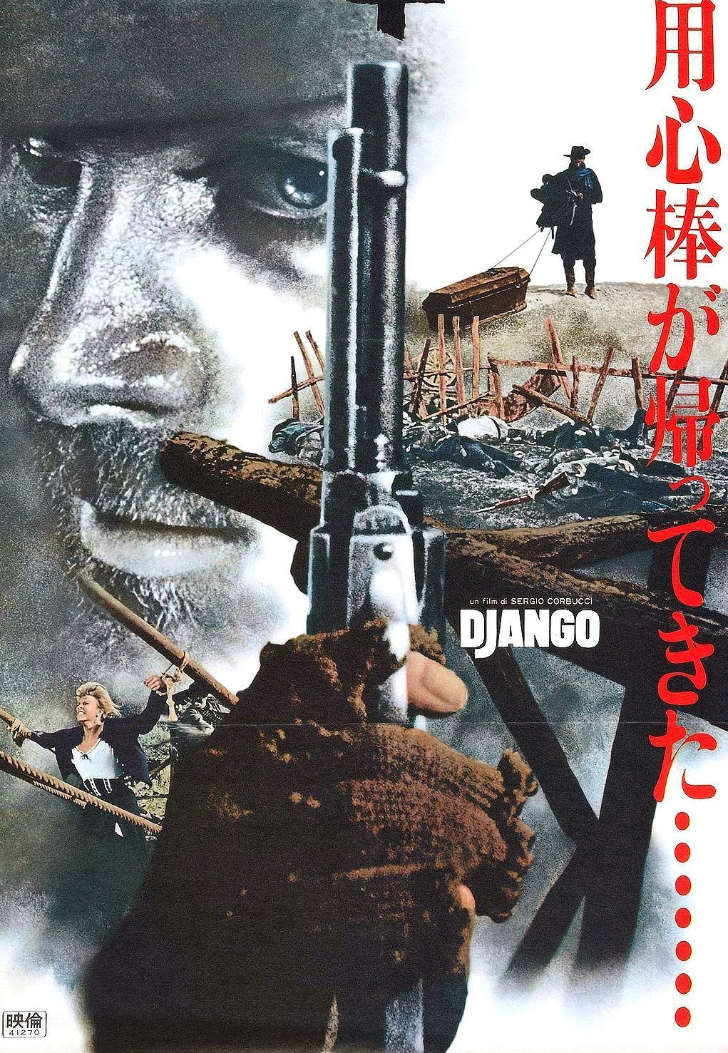 Django (1966) BrRip Audio Trial