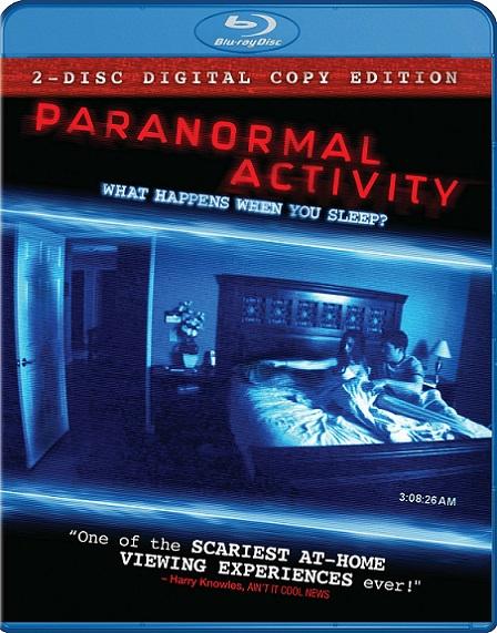 Paranormal Activity (Actividad Paranormal) (2007) 1080p BluRay REMUX 20GB mkv Dual Audio DTS-HD 7.1 ch