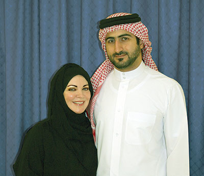 This is Osama Bin Laden's Son With His wife of 52 Years of