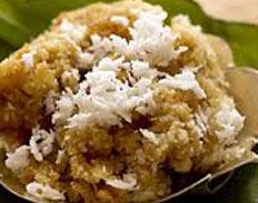 Resep praktis (mudah) makanan tradisional tiwul spesial (istimewa) enak, legit, lezat