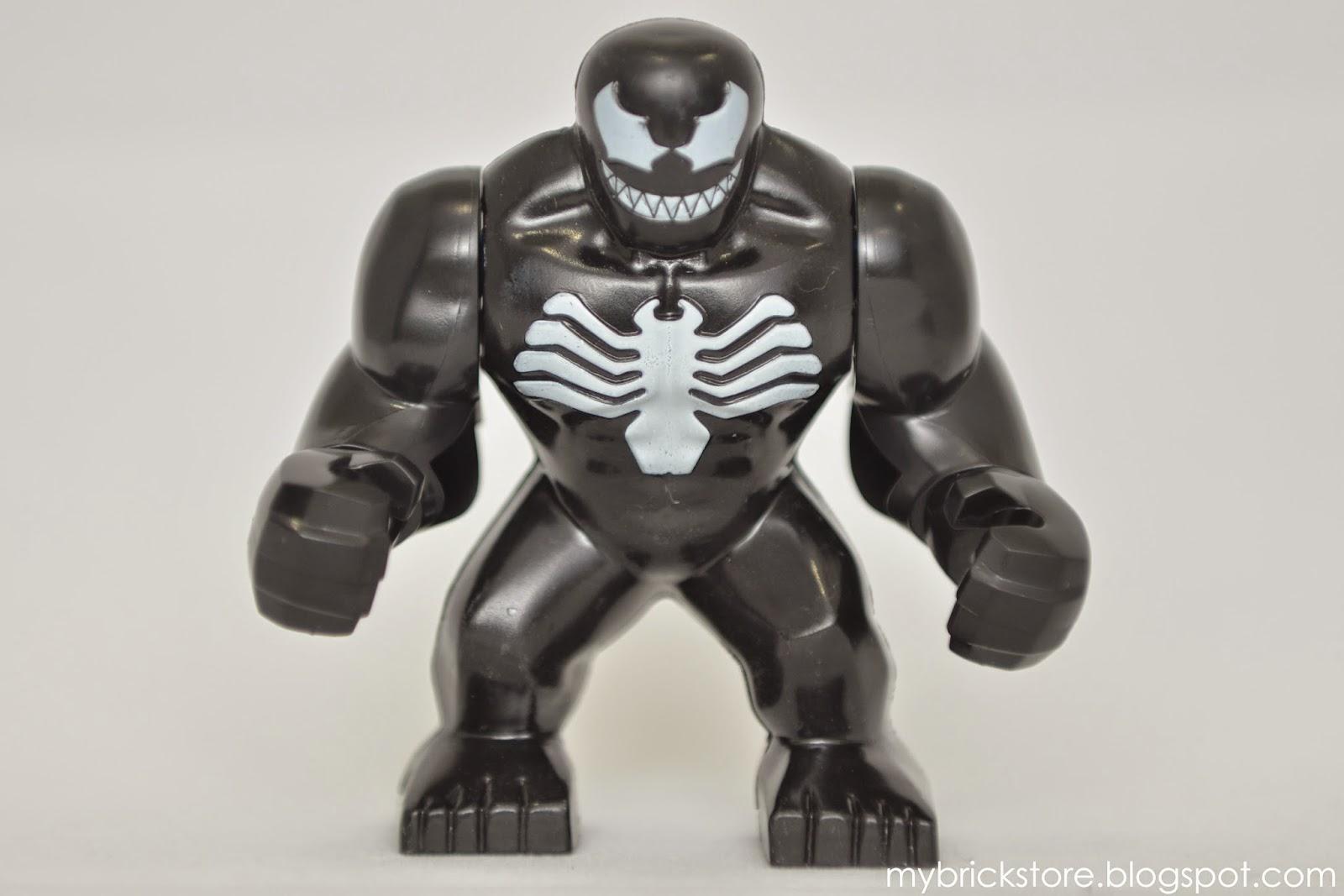 Venom Game Toy : My brick store lego venom big figure by decool